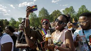 Soweto Pride celebrations mark end of harsh S. African third wave