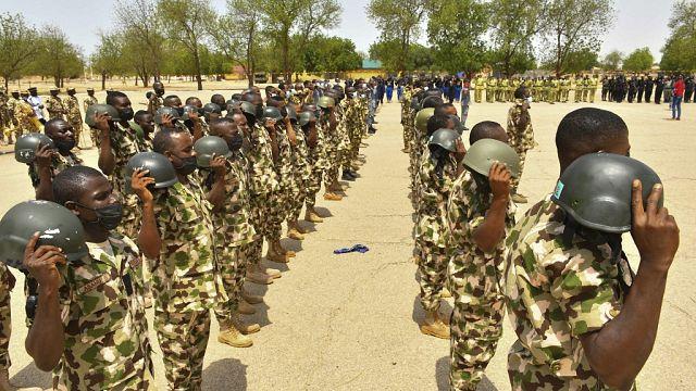 Nigeria : au moins huit soldats tués dans une embuscade de l'Iswap