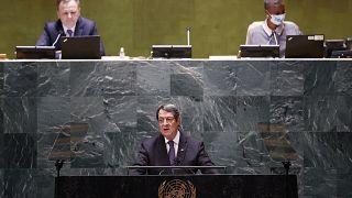 Nikos Anastasiades, Präsident des griechischen Teils Zyperns