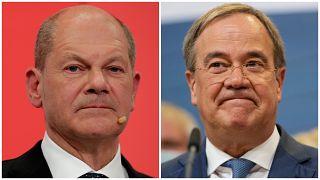 Minden bizonnyal Olaf Scholz vagy Armin Laschet lesz a következő német kancellár, koalíciós kormány élén