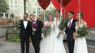 Same-sex marriage for all