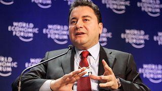 DEVA Partisi Genel Başkanı Ali Babacan (arşiv)