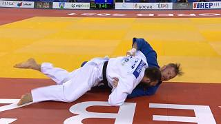 Judo, Grand Prix Zagabria: la Francia chiude in testa al medagliere