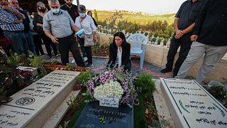 Filistinli milletvekili Halide Cerrar