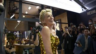 Sharon Stone at th Zurich Film Festival - 26 September 2021