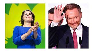 Können die Juniorparteien entscheiden, wer die neue Bundesregierung führt?