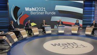 2021 Almanya Federal Seçimleri