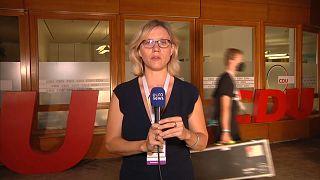 Euronews-Sonderkorrespondentin Lena Roche