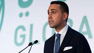 وزیر خارجه ایتالیا