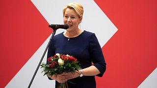Berlim volta a ter uma mulher na presidência