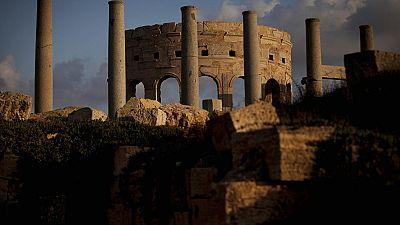 """Libye : Leptis Magna, la """"Rome d'Afrique"""" oubliée"""