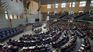 Alman Federal Meclisi Bundestag