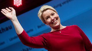 Berlin Belediye Başkanı olması kesinleşen Franziska Giffey