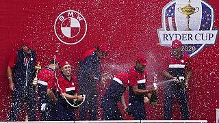 Кубок Райдера возвращается в США