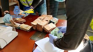 Felszámolták Európa legnagyobb kokainterjesztő hálózatát, a műveletet az EUROPOL koordinálta