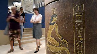 II. Amenhotep és kora - Megnyílt a Szépművészeti Múzeum kiállítása
