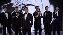 Madame Tussauds brings all six James Bond stars together, in wax