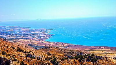 An earthquake has hit the popular tourist destination of Crete