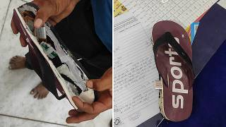 Cheaters never prosper: India exam cheats caught with Bluetooth flip-flops