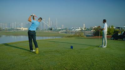 As a golfing destination, Dubai scores a hole in one