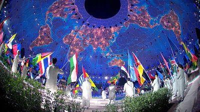 Expo 2020 Dubai finally opens as the UAE turns 50