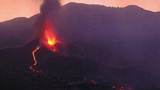 Éruption à La Palma : le volcan Cumbre Vieja toujours menaçant