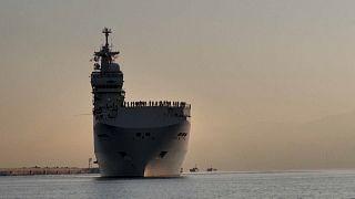 في إطار تحالف دفاعي جديد... ماكرون يعلن شراء اليونان ثلاث فرقاطات فرنسية