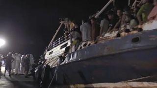 Nuovo maxi sbarco a Lampedusa: sull'isola arrivano altre 686 persone