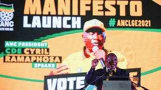 'We will do better': South Africa's ruling ANC launches manifesto before local elections