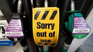 بحران سوخت در بریتانیا