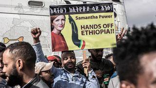 Eritrea accuses US, EU of supporting Ethiopia's TPLF rebels