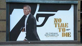 Filmplakat in London