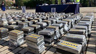Avrupa'nın 8 ülkesinden polis, uyuşturucu karteline operasyon düzenledi