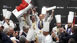 فرنسا مسابقة بول بكوز الذهبية