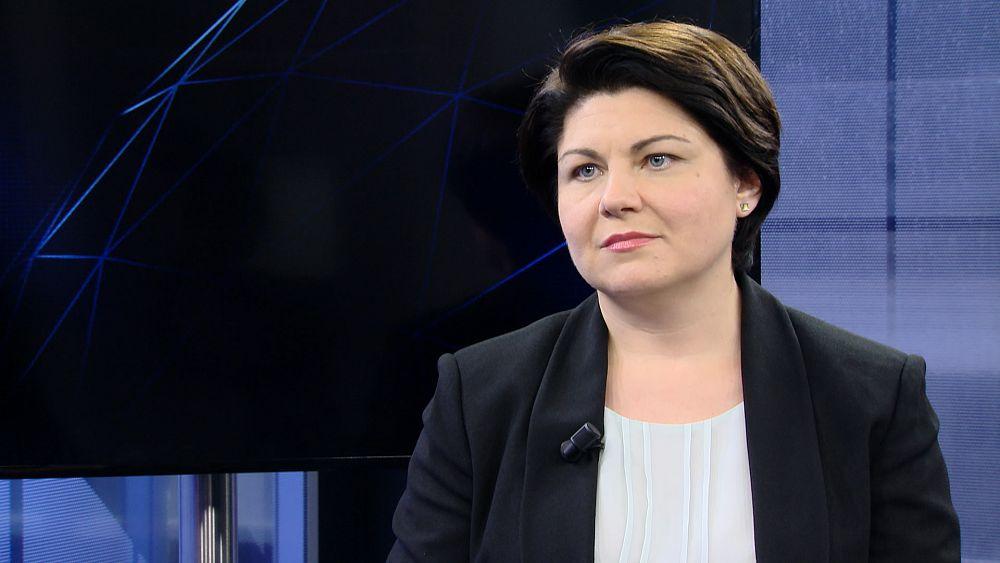 """Perdana Menteri baru Moldova membahas """"energi terbarukan"""" negara itu"""