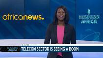 African telecom sector sees a boom amid COVID-19  [Business Africa]