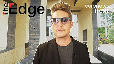 Author and futurist Tom Goodwin goes to London in episode three of The Edge