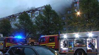 Suède : une bombe dans un immeuble ? Seize blessés dans une explosion à Göteborg