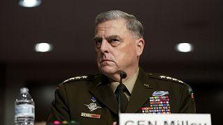 رئيس هيئة الأركان المشتركة للقوات الأميركية الجنرال مارك ميلي