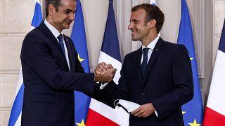 Συμφωνία Γαλλίας - Ελλάδας