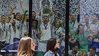 Real Madrid wurde letztmalig 2018 Chmapions-League-Sieger