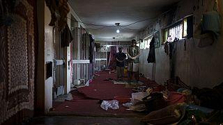 Das Pul-e-Charkhi-Gefängnis in Kabul: Vor dem Abzug hielten hier die US-Amerikaner Taliban gefangen, jetzt haben sie hier das Kommando übernommen.