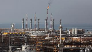 تاسیسات صنایع نفت و گاز ایران در پارس جنوبی
