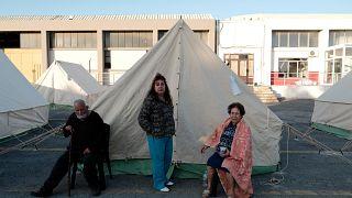 Κρήτη - Σεισμόπληκτοι