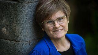 A Széchenyi-díjjal idén kitüntetett Karikó Katalin Semmelweis Ignác-díjas kutatóbiológus, biokémikus, az mRNS alapú vakcinák technológiájának szabadalmaztatója