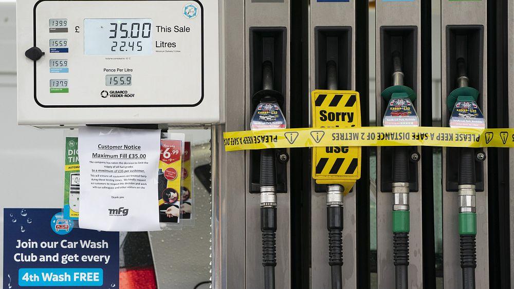 Los precios del petróleo suben en medio de la perspectiva de una escasez generalizada de combustible