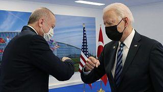 Cumhurbaşkanı Erdoğan G20 Liderler Zirvesi'nde ABD Başkanı Biden'la görüşecek