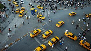Sarı taksiler
