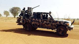Fishermen on Lake Chad after Nigeria air strike kills 20