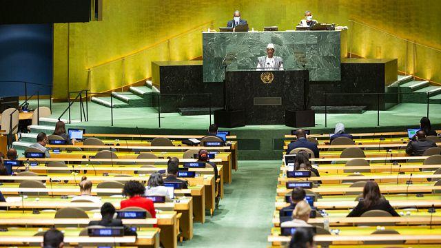 Mali : Choguel Kokalla Maïga de retour après son discours à l'ONU
